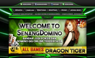 SENANGDOMINO Situs Domino Online Terbaik versi PKV Games