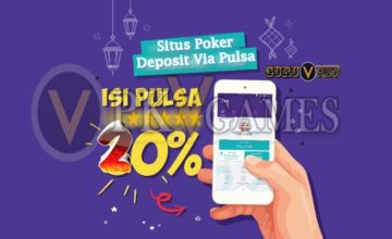 Variasi Terbaru Poker Online Deposit Via Pulsa Aplikasi OVO
