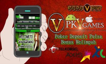 Keuntungan Poker Deposit Pulsa 5000 Bonus Melimpah
