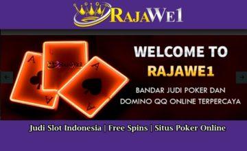 RAJAWE1 Situs Judi Slot Terbaru Indonesia Didukung PKV Games