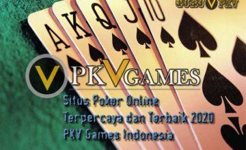 10 Situs Poker Online Terpercaya dan Terbaik 2020 PKV Games